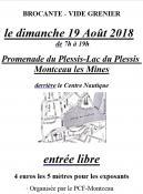 Brocante – Vide grenier du PCF de Montceau (Sortir)