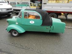 Les bubble cars à l'usine Aillot