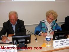 Assemblée générale de la Ligue contre le Cancer de Saône-et-Loire
