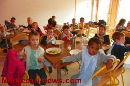 Restaurant scolaire Lucie Aubrac (Blanzy)