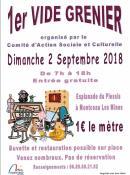 Comité d'Action Sociale et Culturelle de Montceau (Sortir)