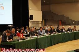 Conseil de communauté Creusot-Montceau - Budget principal