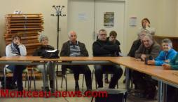 Montceau-les-Mines : réunion de formation