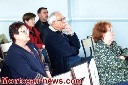 Saint-Vallier: réunion publique