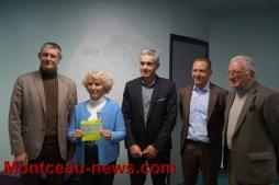 La Communauté urbaine Creusot- montceau soutient la Ligue contre le cancer