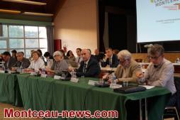 Communauté Urbaine Creusot-Montceau :  Contrat métropolitain 2018-2020