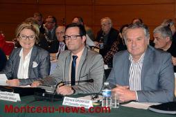 CCM : exclusion de trois élus de Montceau...