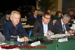 Conseil de communauté Creusot-Montceau - Budget 2018