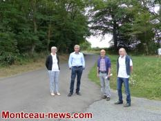 Marigny : Travaux communautaires