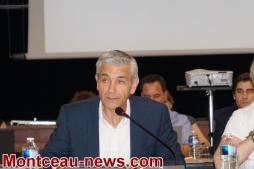 Conseil de communauté Creusot-Montceau