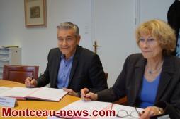 La CUCM renforce son partenariat avec la direction des finances publiques et la trésorerie
