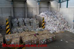 Visite de Creusot Montceau Recyclage