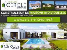 « Maisons Cercle Entreprise » Montceau-les-Mines
