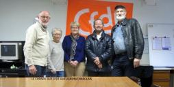 Assemblée générale de l'Union Locale CFDT de Gueugnon et du Charolais