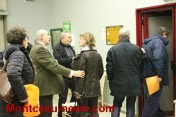 Conseil municipal à Saint-Vallier, après l'esclandre jeudi soir