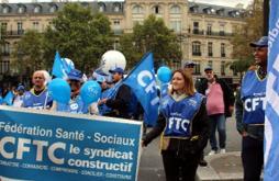 """""""PPCR Blocage des revalorisations"""" (Social)"""