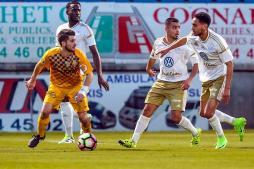 Le FC Gueugnon reçoit le Racing Besançon (Foot)