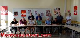 Montceau-les-Mines : Manifestation du 26 mai