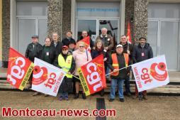 CGT des retraités multipro du Bassin Montcellien ( Montceau )
