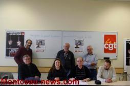 Conférence de presse de la CGT: loi Travail
