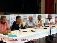 Montceau Congrès CGT retraités (Social)