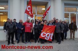 Union Départementale de la CGT (Social)