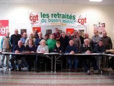 Syndicat CGT des retraités multipro du Bassin montcellien