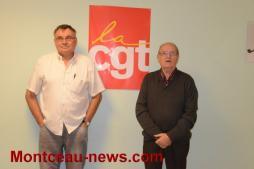 Union locale CGT (Montceau)