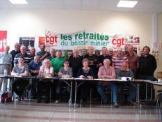 Syndicat des Retraités CGT multipro du Bassin montcellien