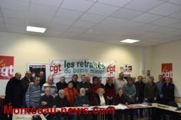 AG de la CGT des retraités Multipro du bassin Montcellien
