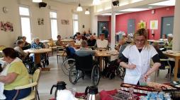 Résidence Les Lys du Centre Hospitalier (Montceau-les-Mines)