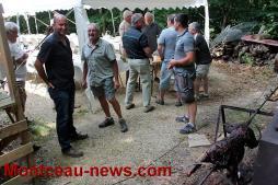 Assemblée générale de la chasse Saint Hubert à Pouilloux