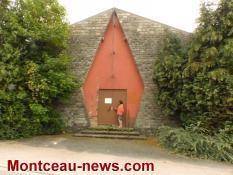 Chapelle des Baudras ( Sanvignes)