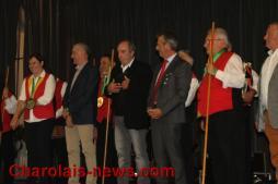 Le 26ème Chapitre annuel de La Confrérie des Saveurs du Pays Charolais
