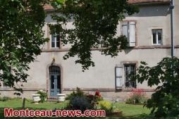 Saint Berain-sous-Sanvignes : Le jardin du Château des Brosses à découvrir pour la première fois...