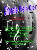 """Chorale """"Plein Ciel"""" (Toun-sur-Arroux)"""