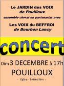 A l'église de Pouilloux (Sortir)