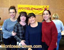 Saint-Vallier: au profit du Téléthon!