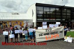 Parents d'élèves de l'Ecole Chapuis de Ciry solidaires