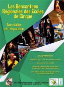 Rencontres Régionales des Ecoles de Cirque de Bourgogne