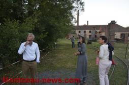 Un endroit magique pour une rencontre : La briquèterie construit son avenir culturel