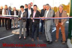 Ciry-le-Noble: Inauguration de la déchetterie
