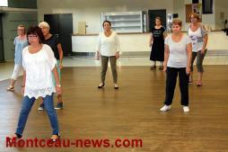 Avec l'Amicale laïque, Dynamic danse (Ciry-le-Noble)