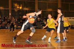CSL Basket Saint Vallier (Jumelage) : Un match « France – Italie » du plus bel effet