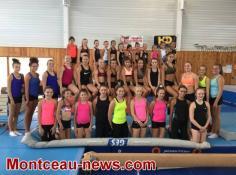 Saint-Valllier : CSL Gymnastique