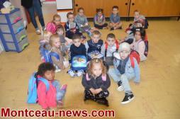Rentrée scolaire 2018 à Montceau-les-Mines