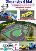 Ce dimanche 6 mai à Montceau, avec  le C.M.A.R.C....