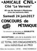 Amicale CNL du Vernois (Montceau-les-Mines)
