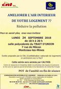 Soirée d'information de la CNL (Montceau)