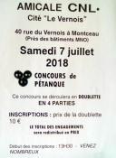 Amicale CNL du Vernois (Sortir)